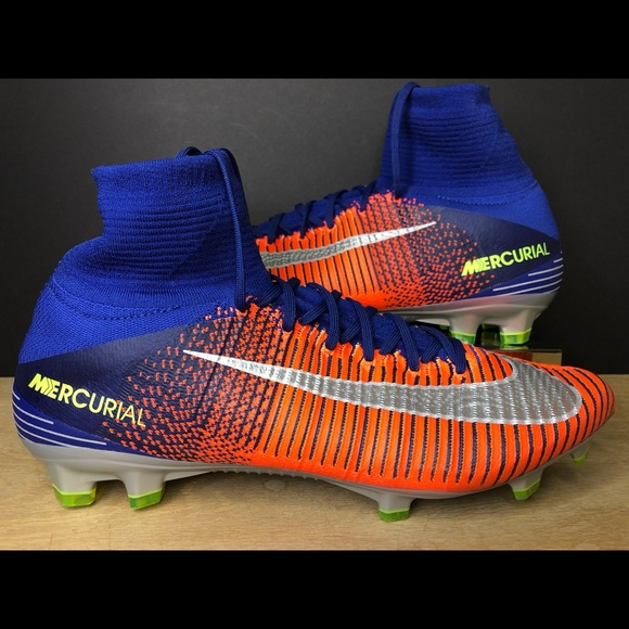 wholesale sales buy free delivery Nike Mercurial Superfly V DF FG ACC 831940-408 NWT
